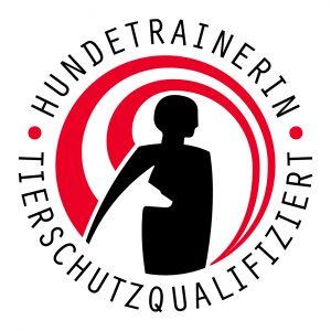 tierschutzqualifizierte Hundetrainerin Logo